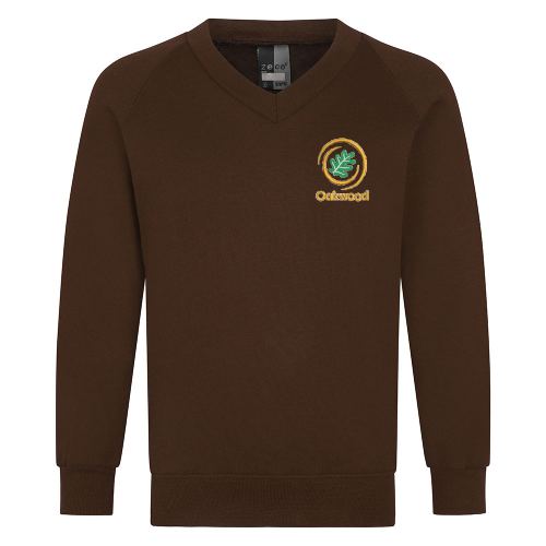 Oakwood V-Neck Sweatshirt